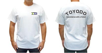 Tシャツ印刷サンプル