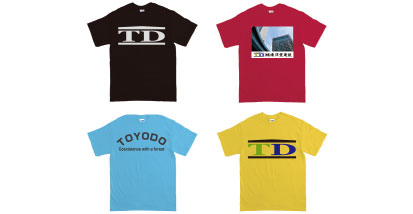 Tシャツ印刷各種
